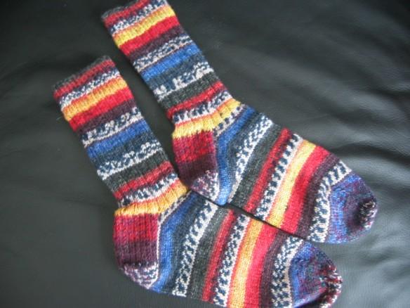 First socks 2003