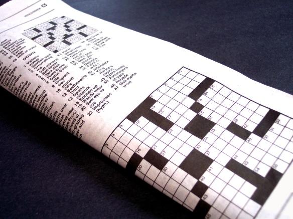 CrosswordPuzzles