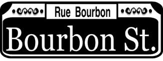 bourbon street sign 2