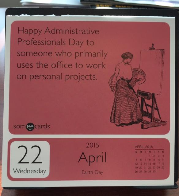 Admin Day