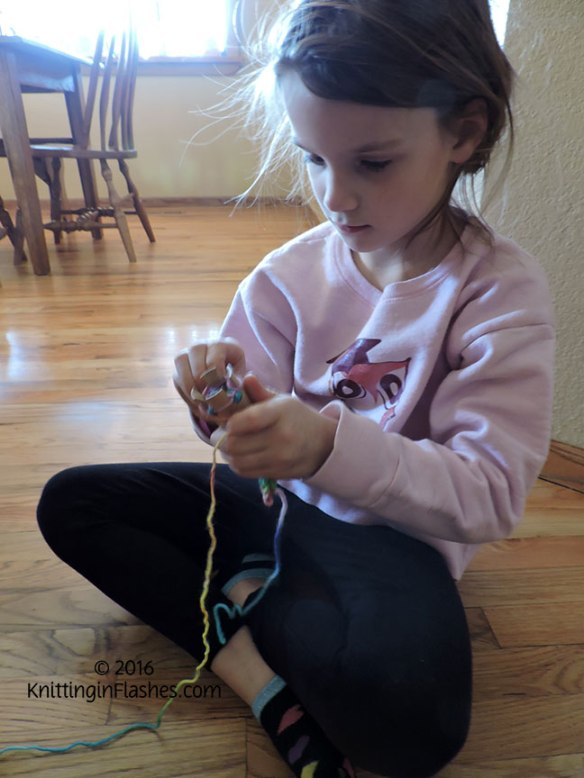 Z-knitting