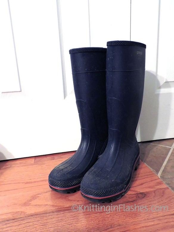 Garden-boots