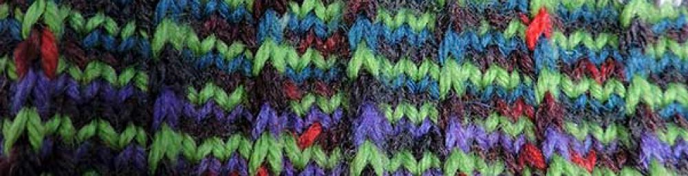 Knitting In Flashes