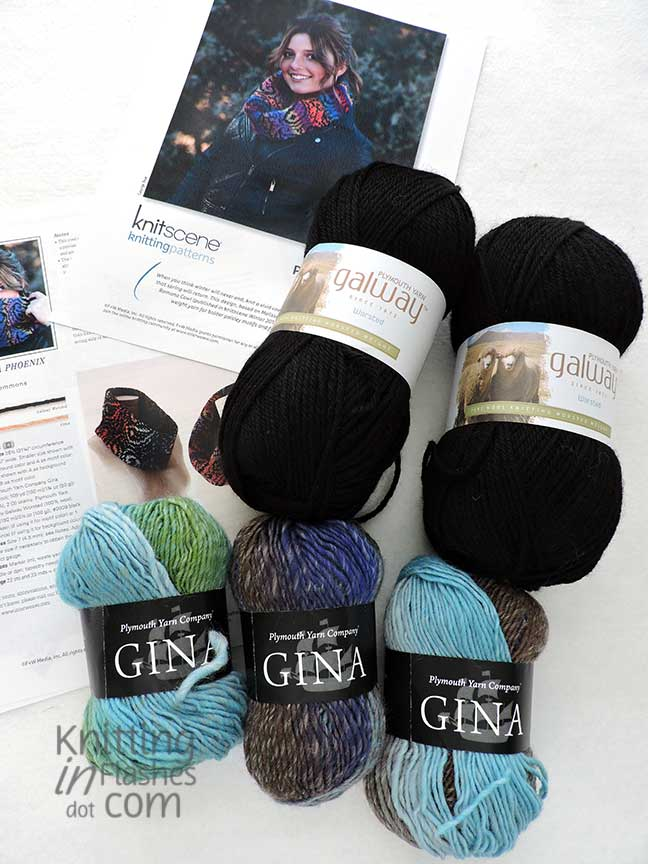 Kits Knitting In Flashes