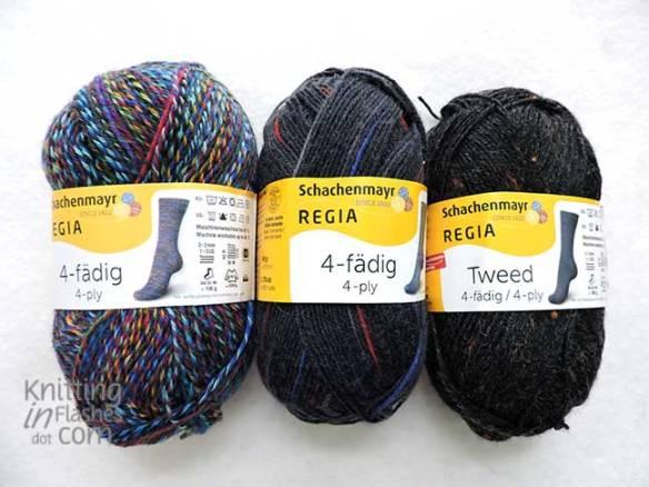 Regia 4-ply sock yarn